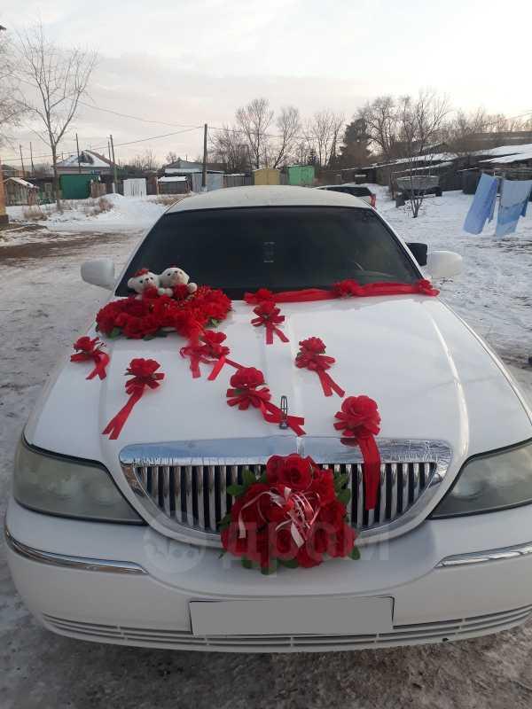 Lincoln Town Car, 2002 год, 350 000 руб.