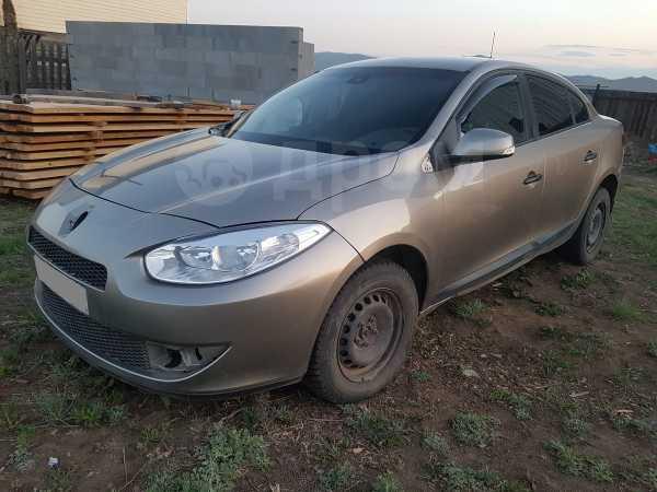 Renault Fluence, 2011 год, 280 000 руб.