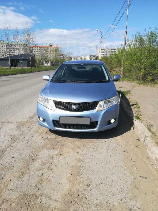 Toyota Allion, 2007 год, 470 000 руб.