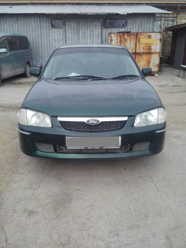 Ford Laser, 2002 год, 160 000 руб.
