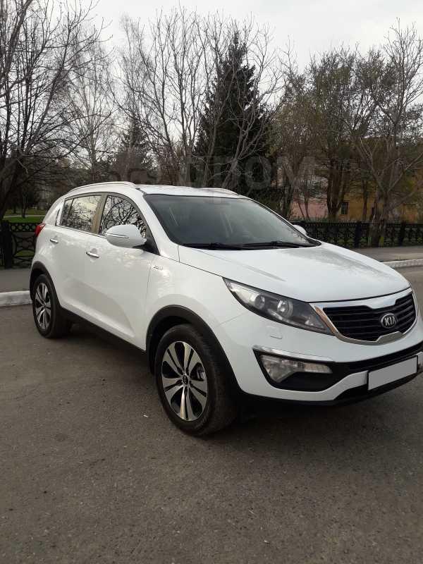Kia Sportage, 2013 год, 930 000 руб.