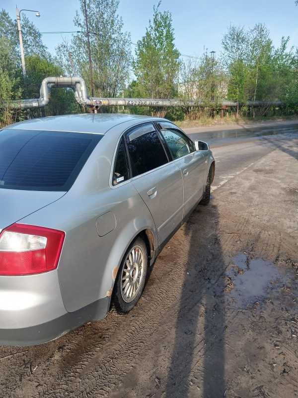 Audi A4, 2000 год, 150 000 руб.