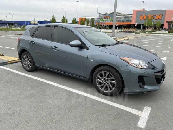 Mazda Mazda3, 2012 год, 585 000 руб.