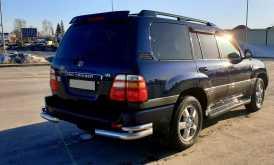 Новосибирск Land Cruiser 2004