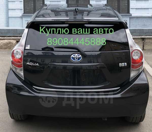 Toyota Aqua, 2014 год, 580 000 руб.