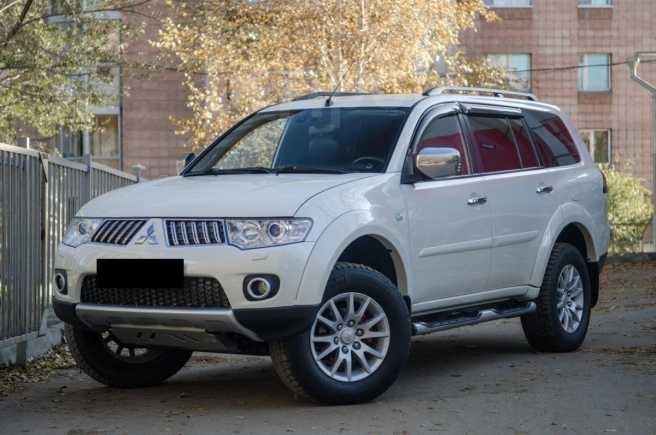 Mitsubishi Pajero Sport, 2012 год, 835 000 руб.