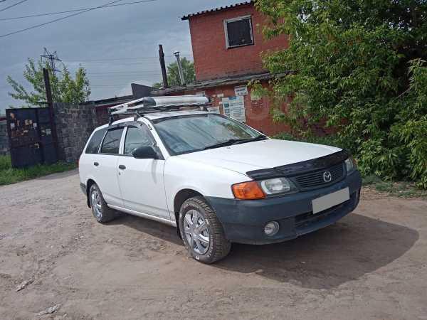 Nissan AD, 2003 год, 165 000 руб.