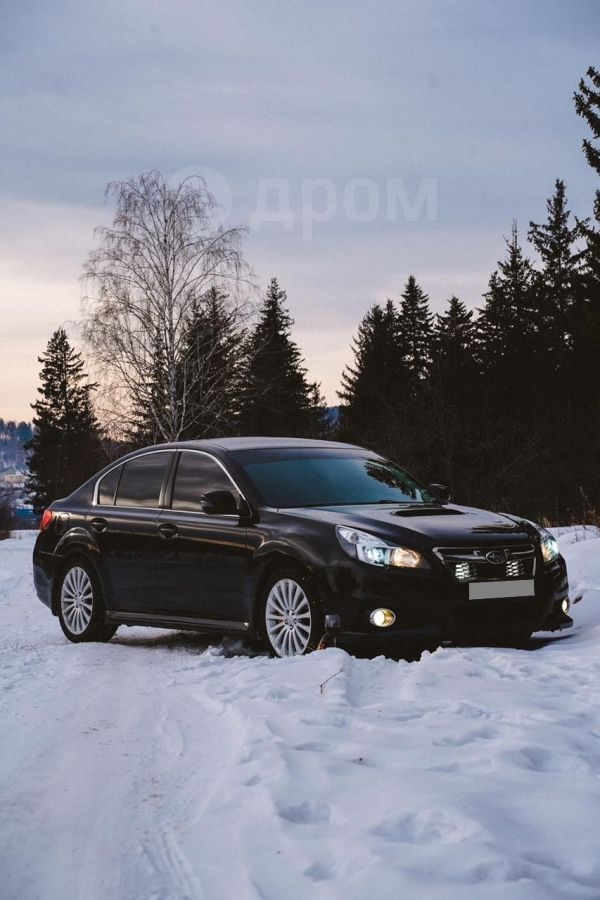 Subaru Legacy, 2012 год, 1 050 000 руб.