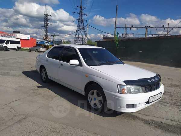 Nissan Bluebird, 2001 год, 132 000 руб.