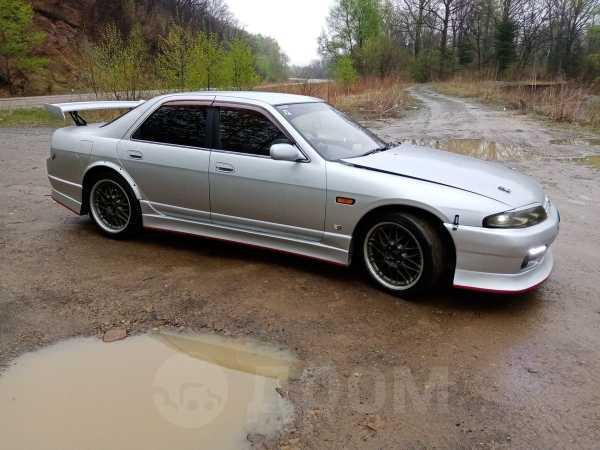 Nissan Skyline, 1995 год, 280 000 руб.