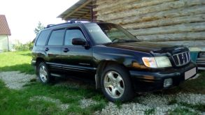 Уфа Forester 2001