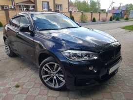 Омск BMW X6 2015