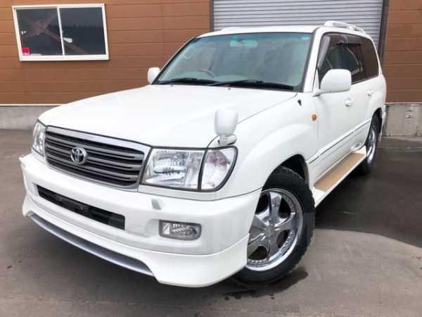 Toyota Land Cruiser, 2005 год, 1 253 000 руб.