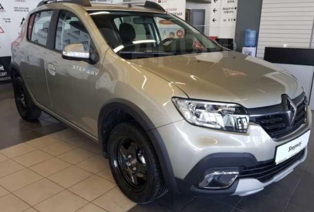 Renault Sandero Stepway, 2019 год, 850 000 руб.