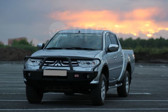 Mitsubishi L200, 2014 год, 1 180 000 руб.