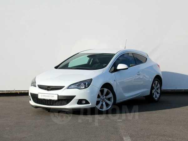 Opel Astra GTC, 2013 год, 467 000 руб.