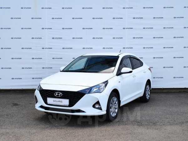 Hyundai Solaris, 2020 год, 966 000 руб.