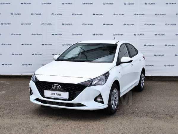 Hyundai Solaris, 2020 год, 996 000 руб.