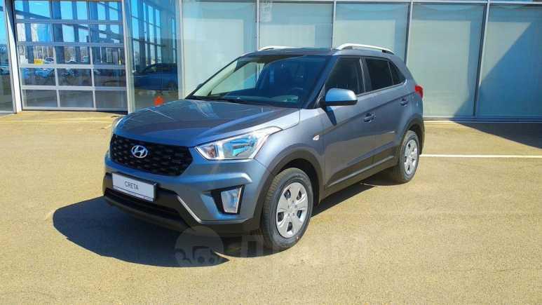 Hyundai Creta, 2020 год, 1 230 000 руб.