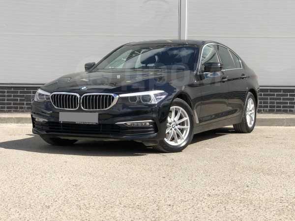 BMW 5-Series, 2017 год, 2 000 000 руб.