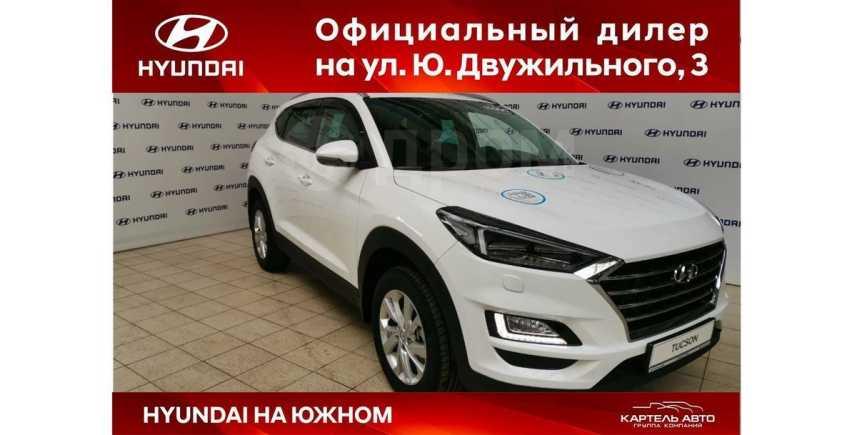 Hyundai Tucson, 2019 год, 2 029 000 руб.
