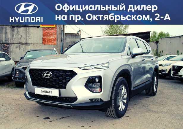 Hyundai Santa Fe, 2019 год, 2 209 000 руб.