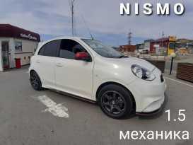 Владивосток Nissan March 2015