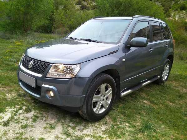 Suzuki Grand Vitara, 2006 год, 499 000 руб.