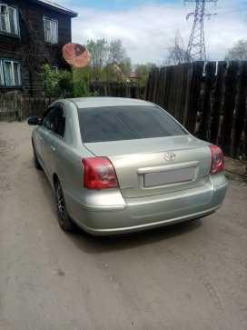 Кызыл Avensis 2006