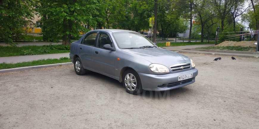 Chevrolet Lanos, 2008 год, 99 000 руб.