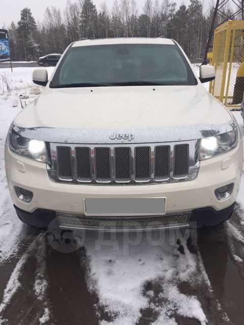 Jeep Grand Cherokee, 2011 год, 1 050 000 руб.