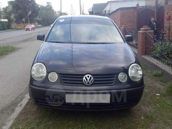 Volkswagen Polo, 2002 год, 145 000 руб.