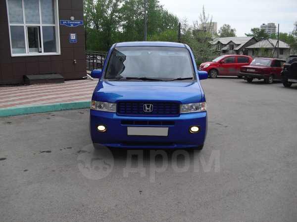 Honda Mobilio Spike, 2003 год, 298 000 руб.