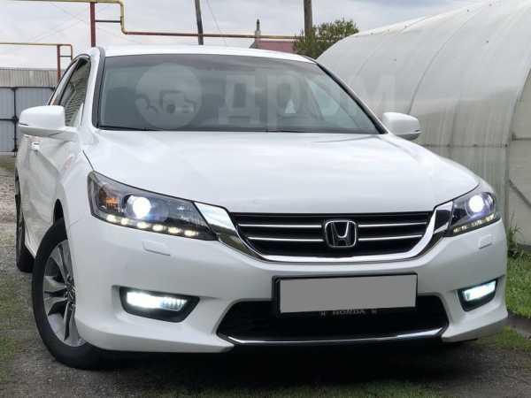Honda Accord, 2013 год, 920 000 руб.