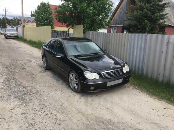Mercedes-Benz C-Class, 2003 год, 600 000 руб.