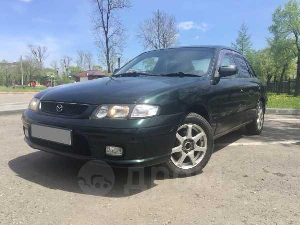 Mazda Capella, 1999 год, 105 000 руб.