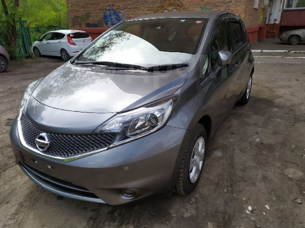 Nissan Note, 2015 год, 605 000 руб.