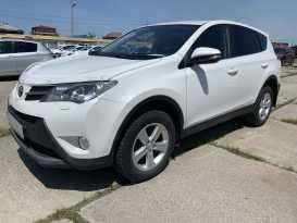 Хабаровск Toyota RAV4 2012