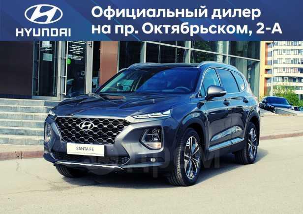 Hyundai Santa Fe, 2019 год, 3 084 000 руб.