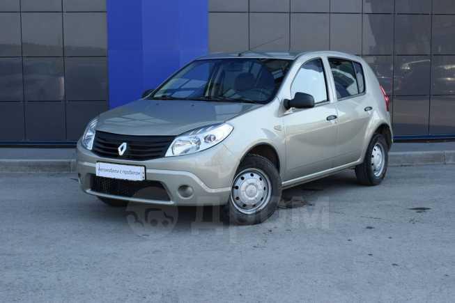 Renault Sandero, 2012 год, 289 000 руб.