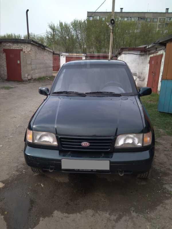 Kia Sportage, 1996 год, 200 000 руб.