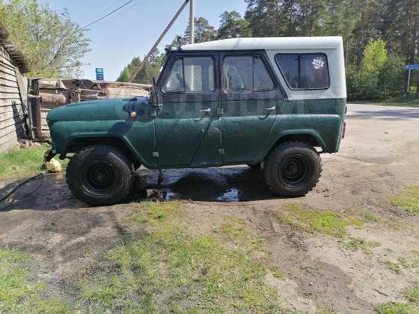 УАЗ 469, 1992 год, 120 000 руб.