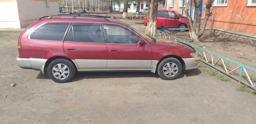 Toyota Corolla, 1993 год, 200 000 руб.