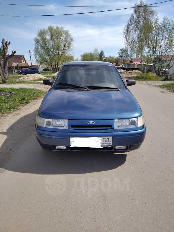 Лада 2110, 2004 год, 107 000 руб.