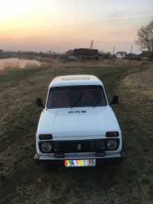 Омск 4x4 2121 Нива 1987