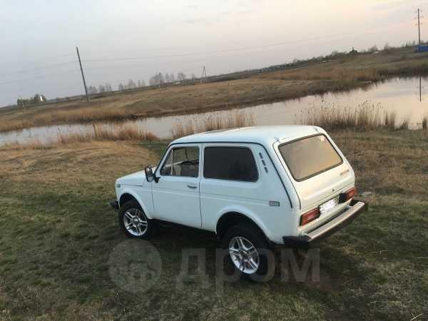 Лада 4x4 2121 Нива, 1987 год, 105 000 руб.