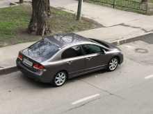 Москва Civic 2010