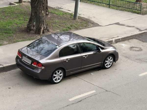 Honda Civic, 2010 год, 399 000 руб.
