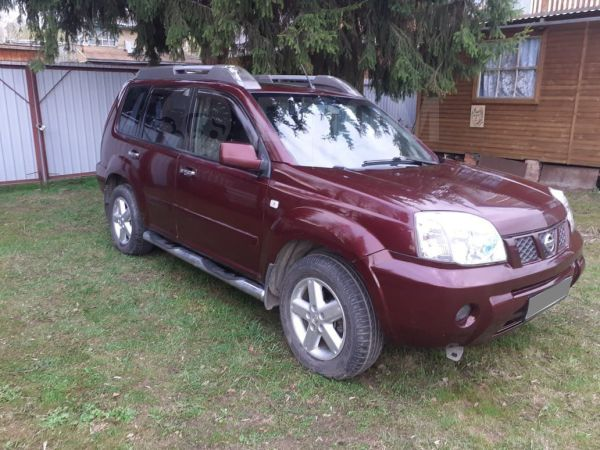 Nissan X-Trail, 2004 год, 503 000 руб.