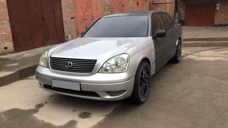 Lexus LS430, 2003 год, 380 000 руб.